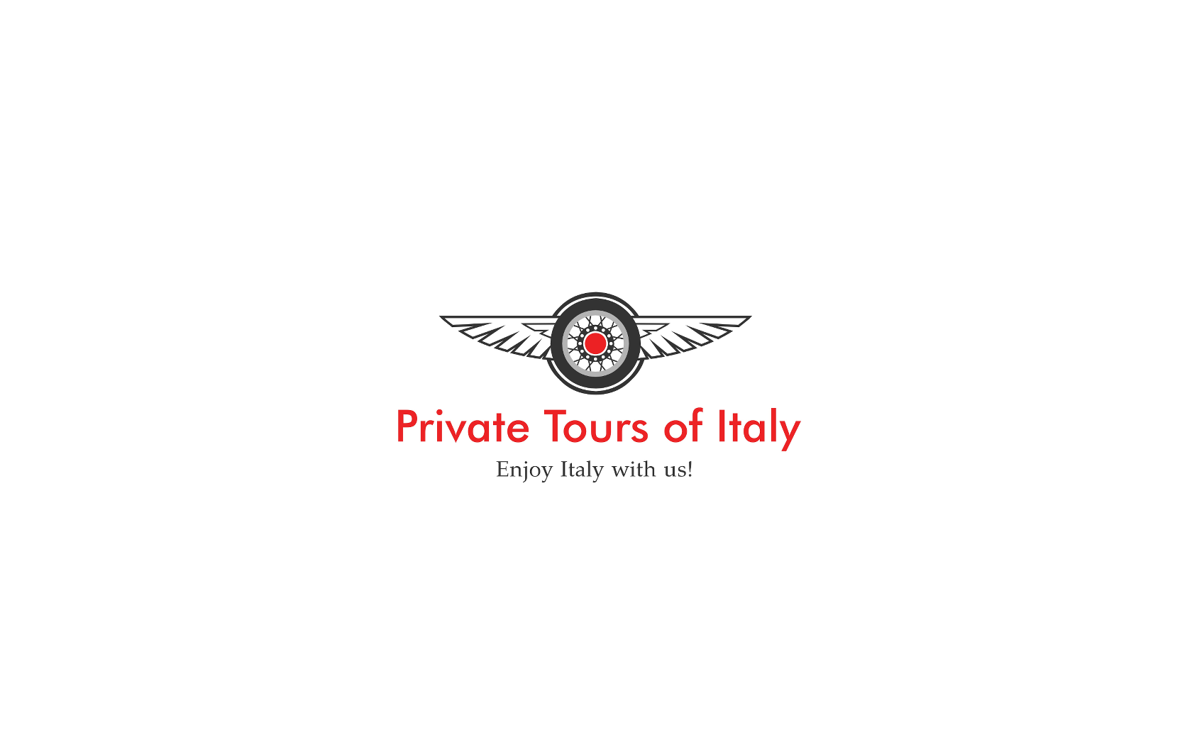 logo private tour of italy